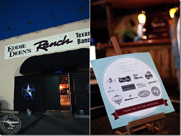 Thursday Therapy Dallas, Dallas Wedding Planner, Dallas Wedding Locations, Eddie Deen's Ranch, Doodle Dog Advertising
