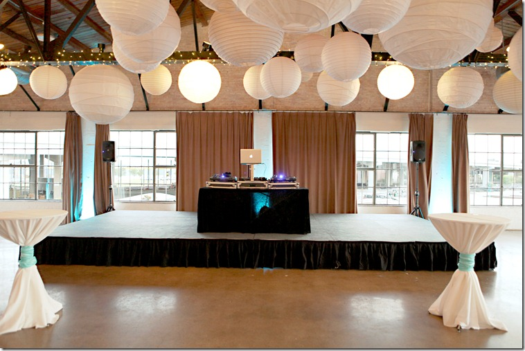 Dallas DJ, Astounding Sounds, Hickory Street Annex, Dallas Wedding Planner