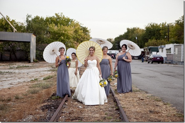 Dallas Wedding Planner, Yellow and Gray Wedding, Rustic Wedding Planner, McKinney Flour Mill