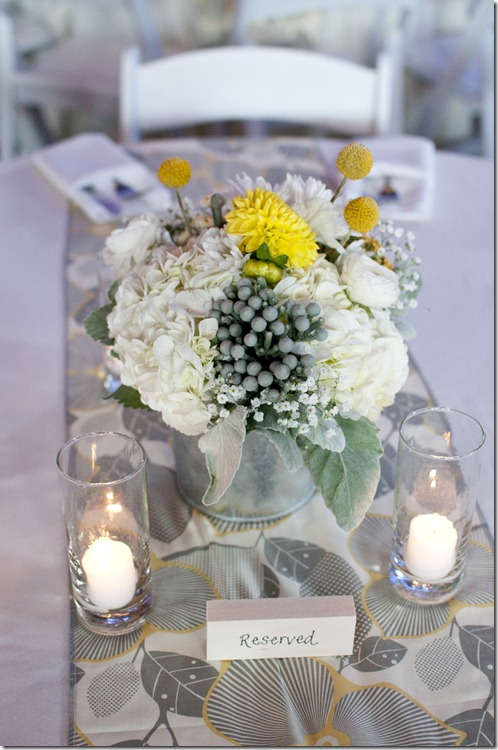 Branching Out Events, Gray and Yellow Wedding, Vintage Wedding Planner, Dallas Wedding Planner