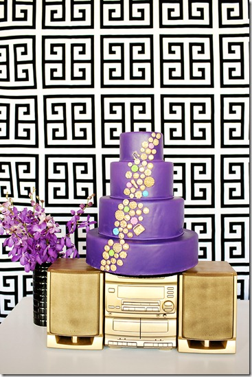 Layered Bake Shop, Non Traditional Wedding Cake, Dallas Wedding Planner, Perez Weddings