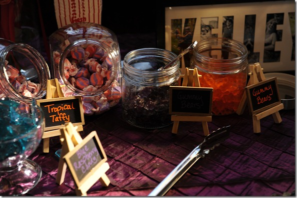 Fort Worth Wedding, Fort Worth Wedding Planner, Candy Bar, Texas Wedding Planner