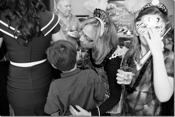 Amber Knowles Photography, New Year's Eve Party, Dallas Event Planner