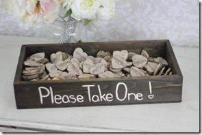 Wedding Planner in Dallas, Rustic Wedding Planner, Rustic Magnets, Wedding Favors