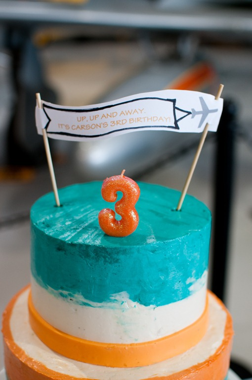 Airplane Birthday Party  Dallas, New York, and Seattle Wedding ...