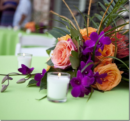 Dallas Party Planner, Dallas Event Planner, Hawaiian Reception in Dallas, Sweet Pea Events