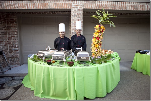 Dallas Hawaiian Reception, Hawaiian Themed Party, Gil's Catering, Dallas Party Planner