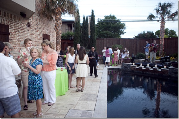 Dallas Party Planner, Dallas Event Planner, Hawaiian Themed Party, Sweet Pea Events