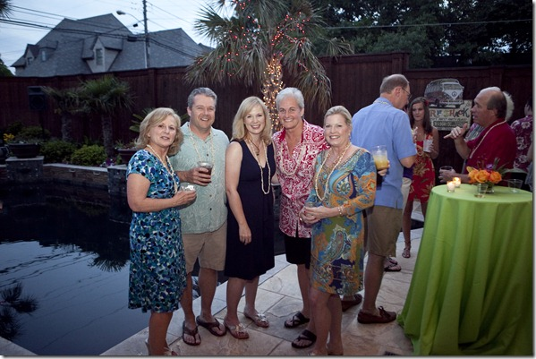 Dallas Event Planner, Sweet Pea Events, Hawaiian Themed Party, Dallas Party Planner