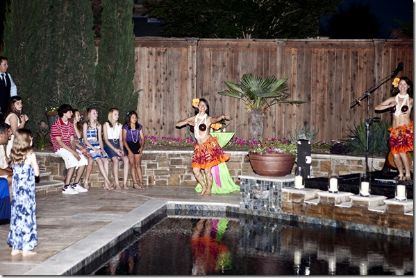 Dallas Hawaiian Reception, Dallas Party Planner, Dallas Event Planner, Sweet Pea Events