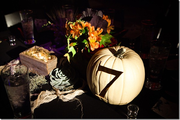 Halloween Wedding, Dallas Wedding, Dallas Wedding Planner, Halloween Decor