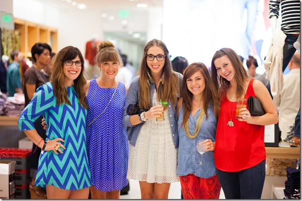 Dallas Event, Rue Magazine, Gap Event, Dallas Event Planner