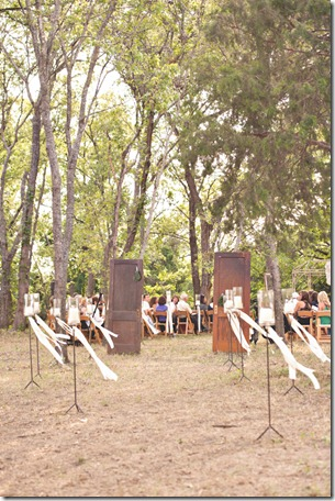 Outdoor Ceremony, Dallas Wedding, Wedding Planner in Dallas, Dallas Wedding Planner