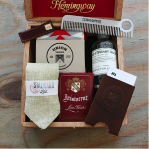Grooming, Father's Day, Gifts, Dads, Cigar Box