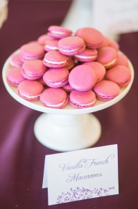 wedding, macaroons, pink, treats, desserts