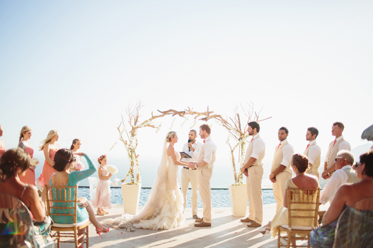pedregal wedding, villa turquesa wedding, destination wedding planner, destination wedding