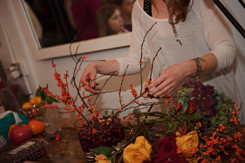 Floral Demonstration