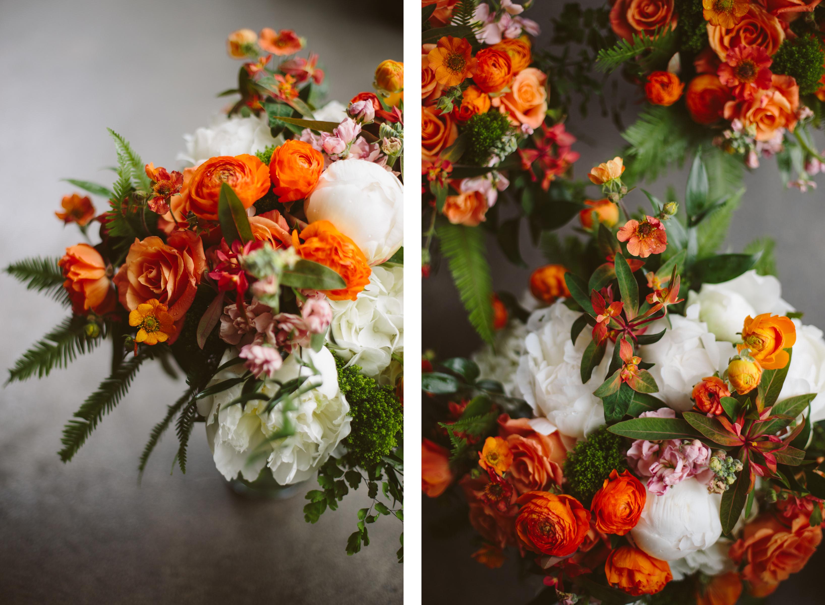 Bouquet by Seattle Wedding Florist