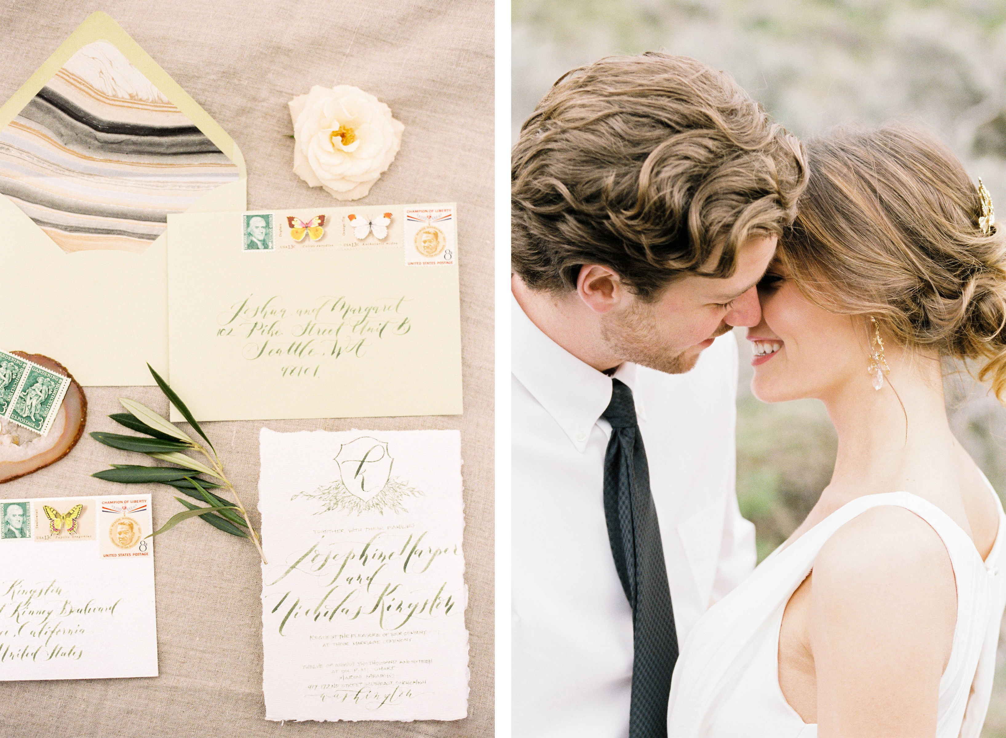 Seattle wedding planner plans elopement