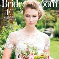 seattle met bride and groom with sweet pea events seattle wedding planner