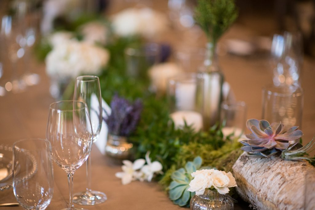 Wedding Decor by Seattle Wedding Planner