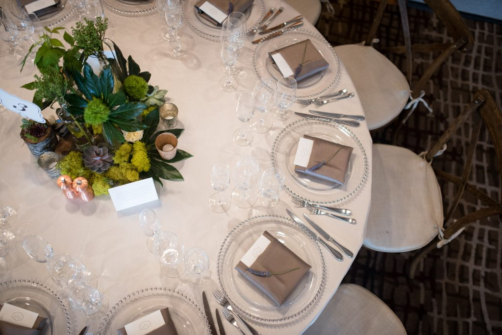 Wedding Planner has Wedding at Willows Lodge in Woodinville