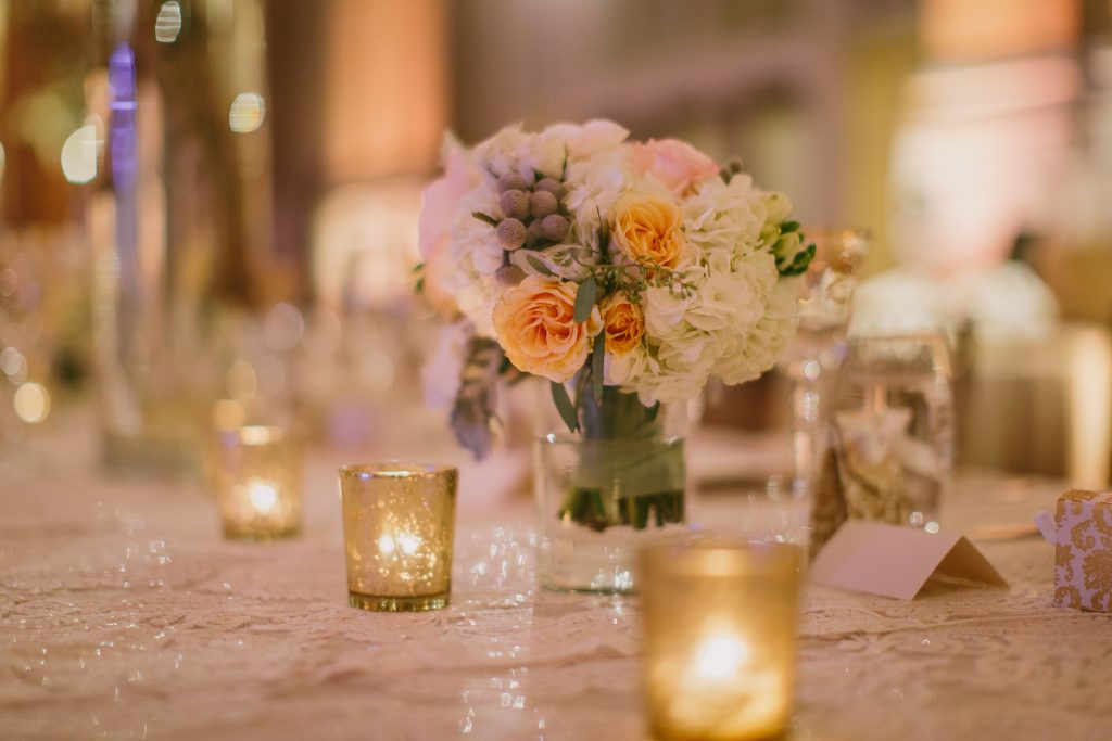 Sweet Pea Events plans a wedding at Union Station