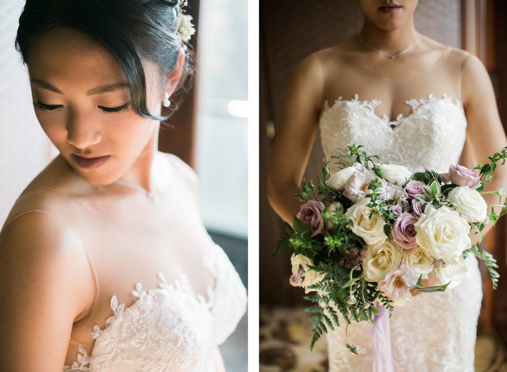 Bride details Seattle wedding
