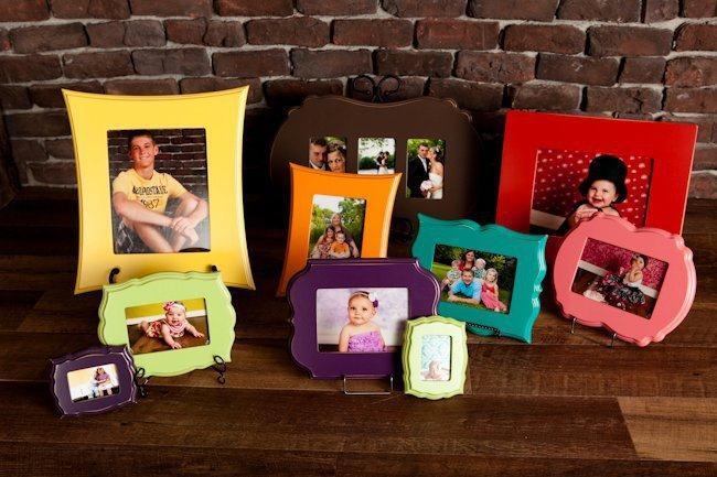 Whimsical Wooden Frames | Dallas and Seattle Wedding Planners ...