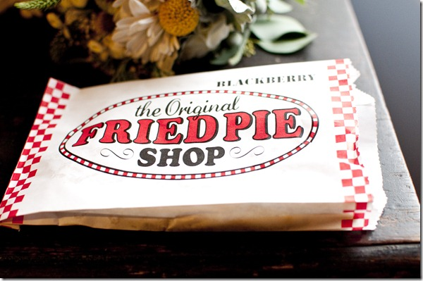 Fried Pies, Wedding Favors, Dallas Wedding Planner, McKinney Flour Mill