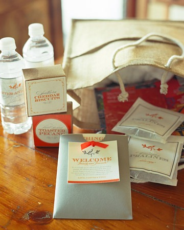 Wedding Welcome Bag Ideas Wedding Welcome Bags Your Guests Will Love ...