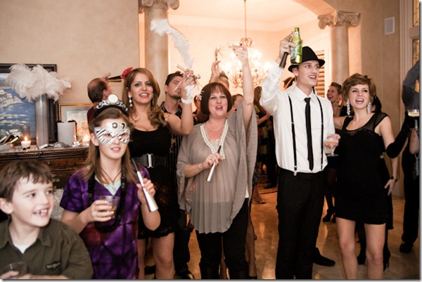 New Year's Eve Party, Dallas Event Planner, Amber Knowles Photography