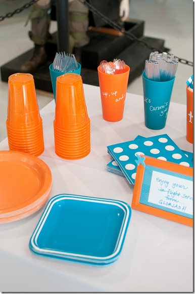 Airplane Themed Birthday Party, Dallas Event Planner, Sweet Pea Events, Dallas Party Planner