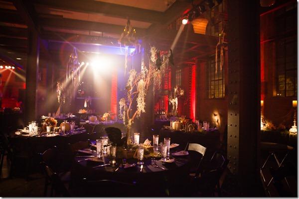 Dallas Wedding, Halloween Wedding, Dallas Wedding Planner, DiFiori, Off The Grid