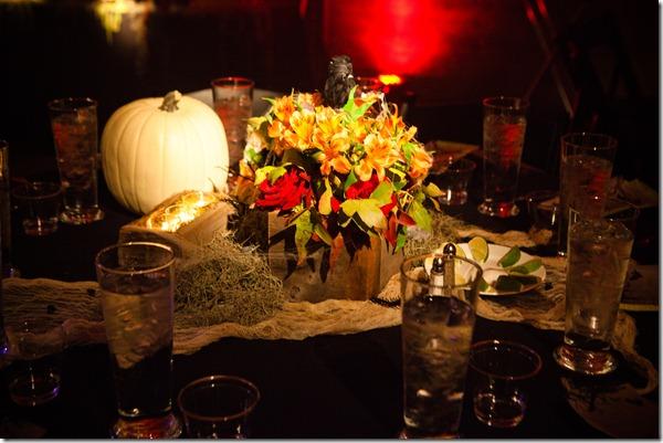 Fall Decor, Dallas Wedding, Halloween Wedding, Dallas Wedding Planner