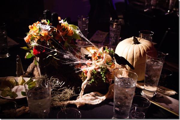 DiFiori, Dallas Wedding, Fall Wedding, Halloween Wedding, Dallas Wedding Planner