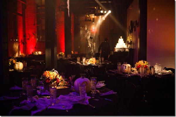 Halloween Wedding, Dallas Wedding, Dallas Wedding Planner, DiFiori