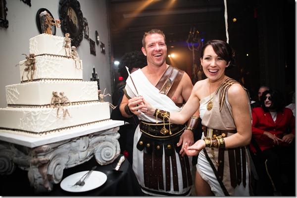 Dallas Wedding, Dallas Wedding Planner, Off The Grid, Halloween Wedding