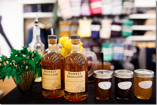 Monkey Shoulder, Dallas Event Planner, Dallas Event, Green and Gold Party