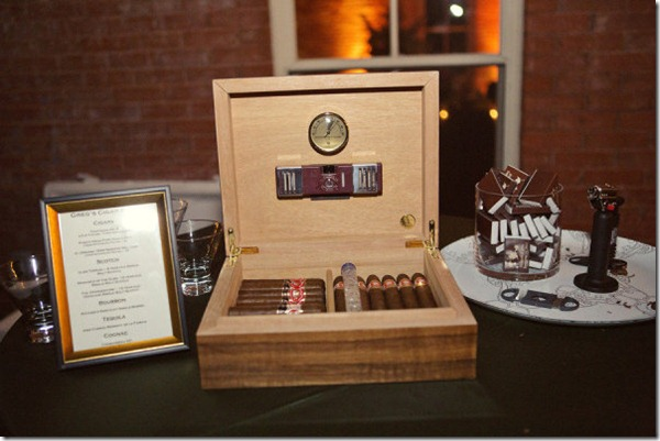 Cigar Bar, Dallas Wedding, Dallas Wedding Planner, Filter Building Wedding