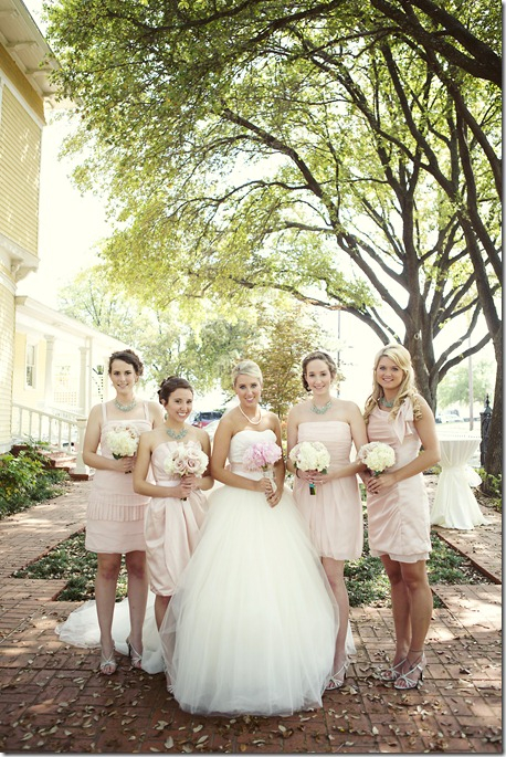 Dallas Wedding, McKinney Wedding, Dallas Wedding Planner, Blush Pink Wedding