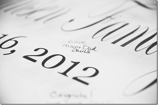 Guest Book, Fort Worth Wedding, Fort Worth Wedding Planner