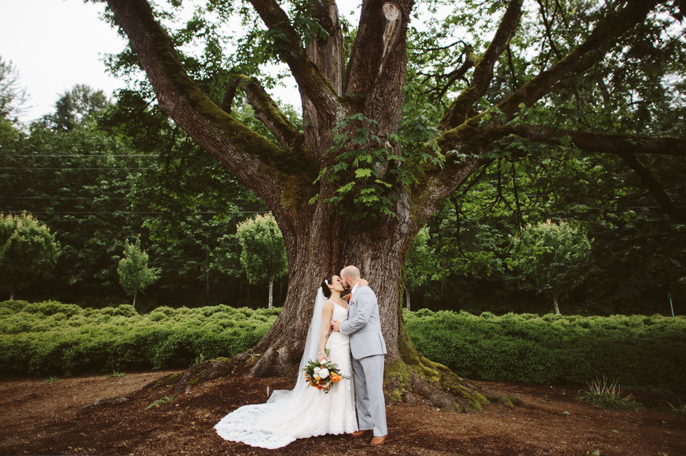 Seattle Wedding Planner at Novelty Hill Januik