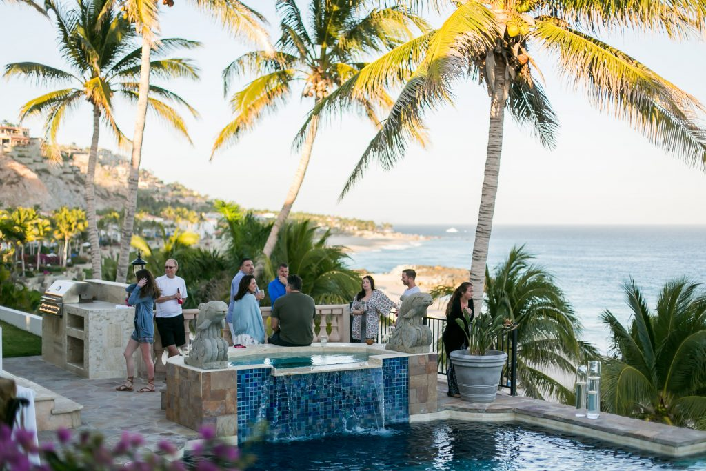 Dallas Wedding Planner in Cabo