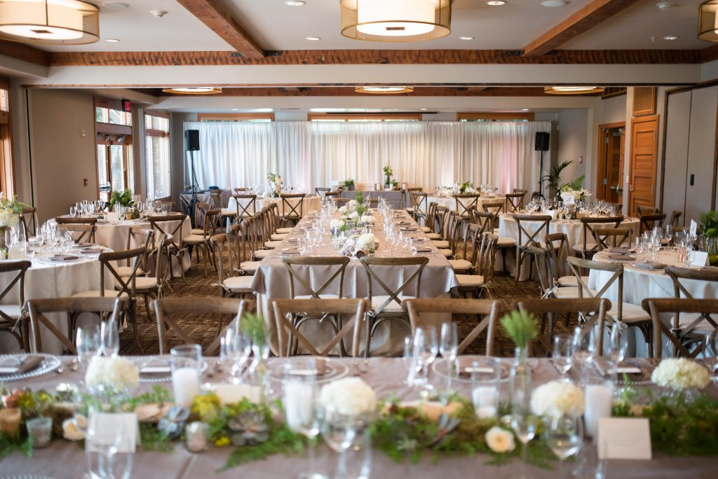 Willows Lodge wedding by Seattle Wedding Planner