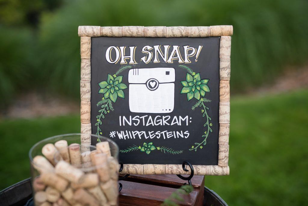 Social media in weddings
