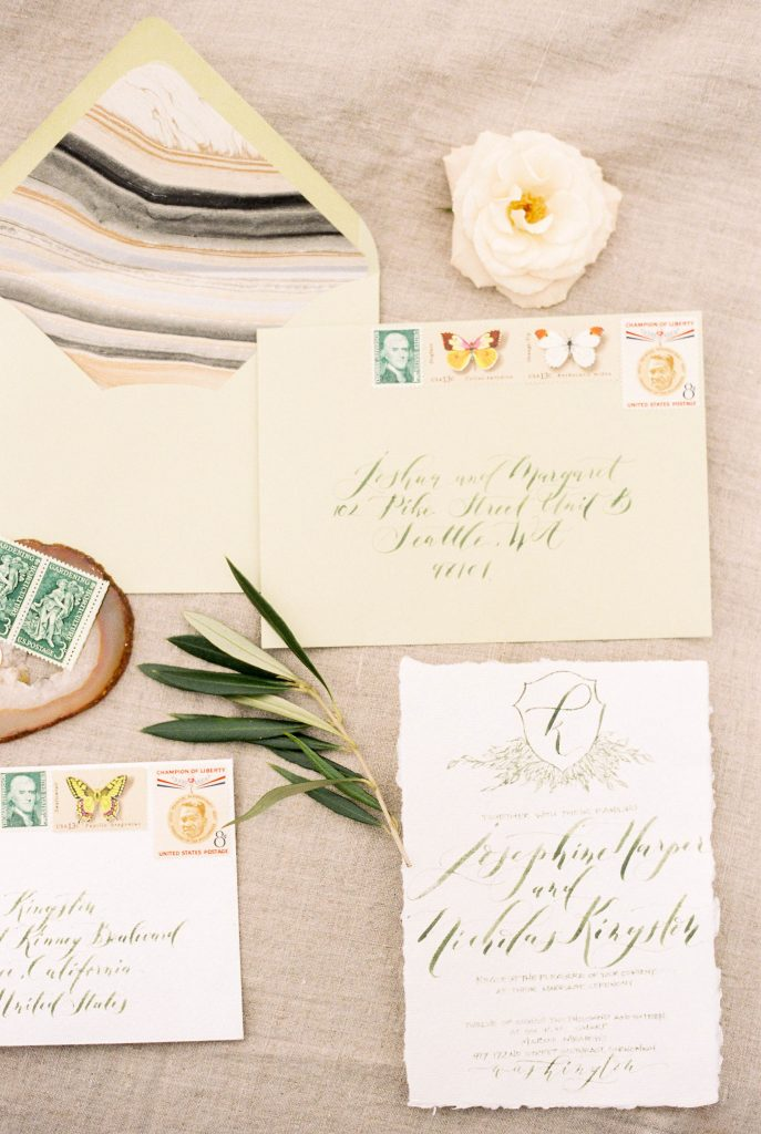 Wedding Stationery Trips and Etiquette from Wedding Planner