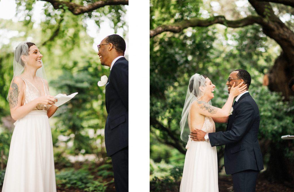 ceremony wedding in Seattle